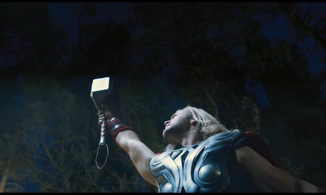 avengers thor screenshot HD