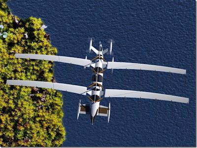 kapal layar terbang
