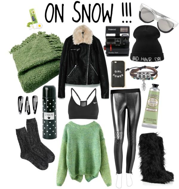 ON SNOW !!!