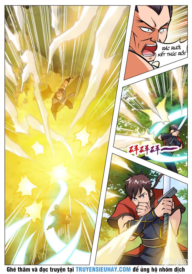 Đại Kiếm Thần chap 141 - Trang 16