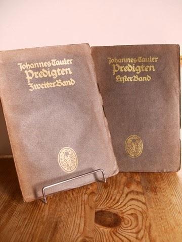 Tauler, Johannes: Predigten. Erster und zweiter Band.