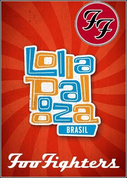 Foo Fighters - Lollapalooza Brasil 2012