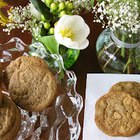 Butterscotch Icebox Cookies (Refrigerator Cookies)