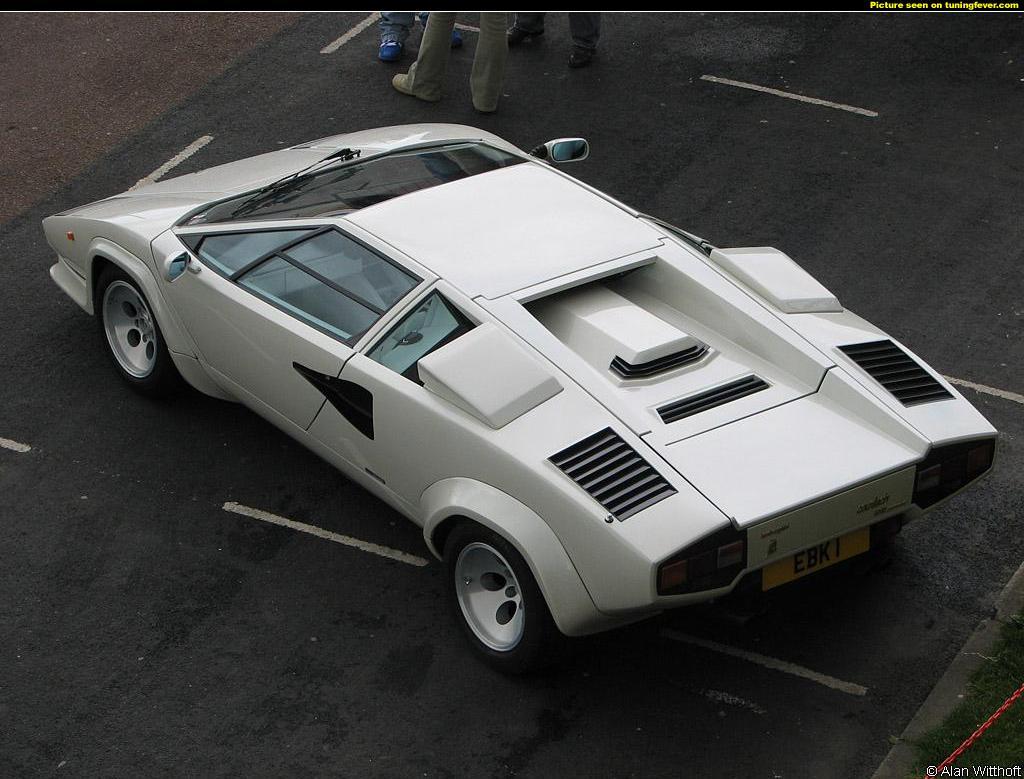 Luxury Lamborghini Cars Lamborghini Countach Quattrovalvole