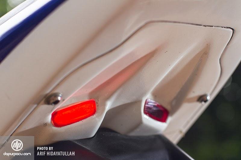 Foto Modifikasi Yamaha Scorpio 2010 Model M1 title=