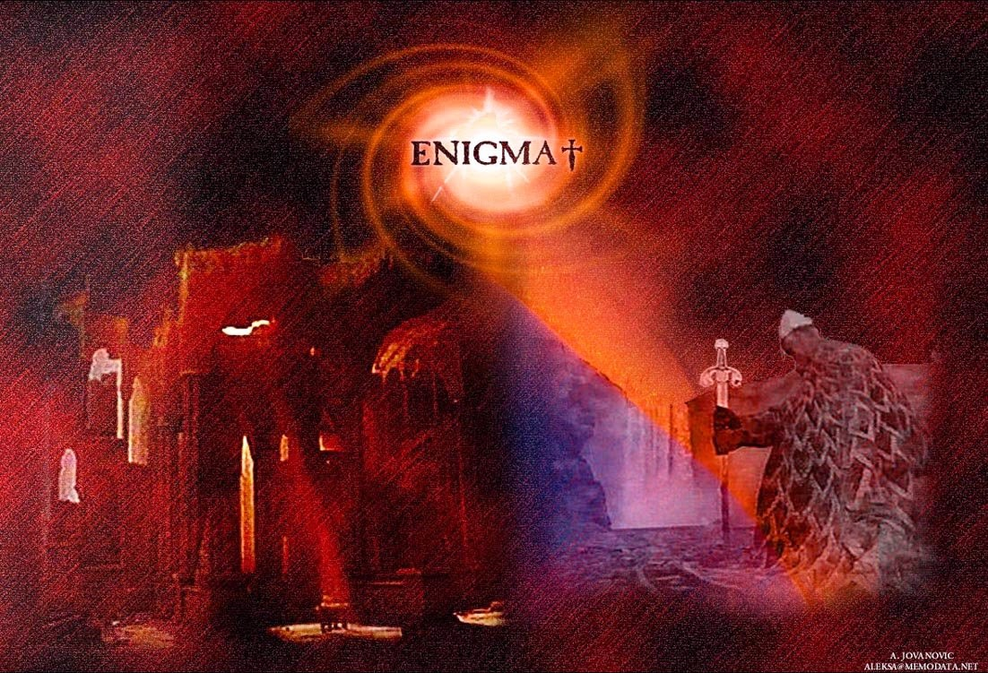 Photo enigma platinum collection full image - Enigma Es Un Proyecto Musical Electr Nico Alem N Creado Por Michael Cretu David Fairstein Y Frank Peterson En 1990 Cretu Nacido En Ruman A