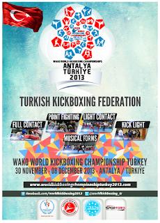 Turcja, Antalya, kickboxing, Mistrzostwa Świata, Karolina Gleisner, Zielona Góra