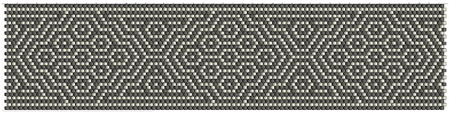 free peyote stitch pattern