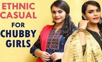 Ethnic Daily Wear for Plus size! | Say Swag