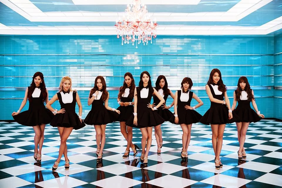 Girls' Generation's 'Mr. Mr.' Music Video Surpasses 9 Million Views. @SMTOWN @GirlsGeneration @Sunnyday515 @sjhsjh0628