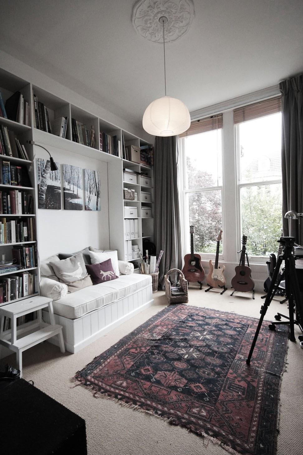 ma maison au naturel: diy : canapé lit à faire soi-même