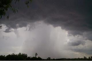 Febrero, con recórd de precipitaciones en Córdoba