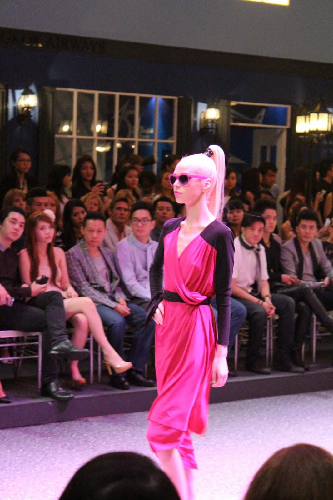 Love Bonito Singapore Fashion Week