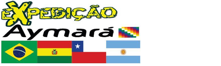 Expedição América do Sul / Expedição Aymará