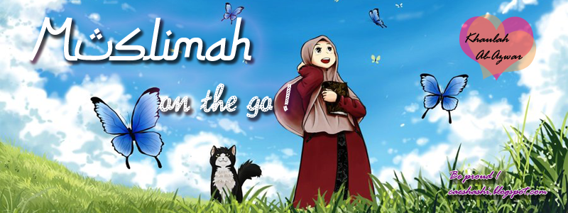 Muslimah on the go !