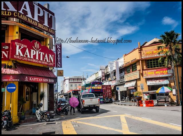 Restoran Kapitan George Town Penang