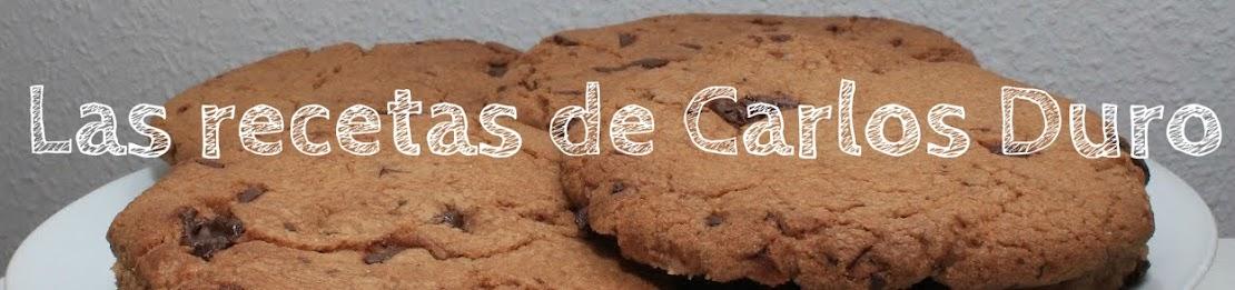 Las recetas de Carlos Duro