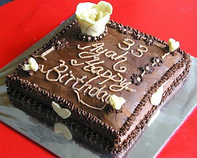 Resep Kue Tart | Kue Ulang Tahun