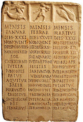 codigo romano ley:
