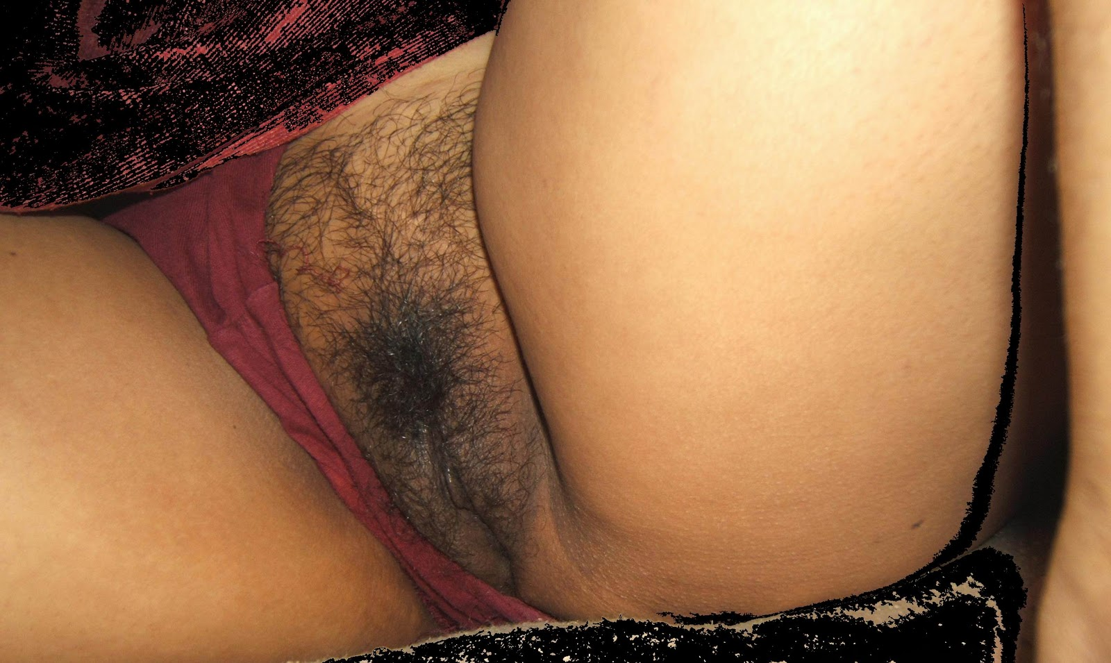 Wife pussy indian