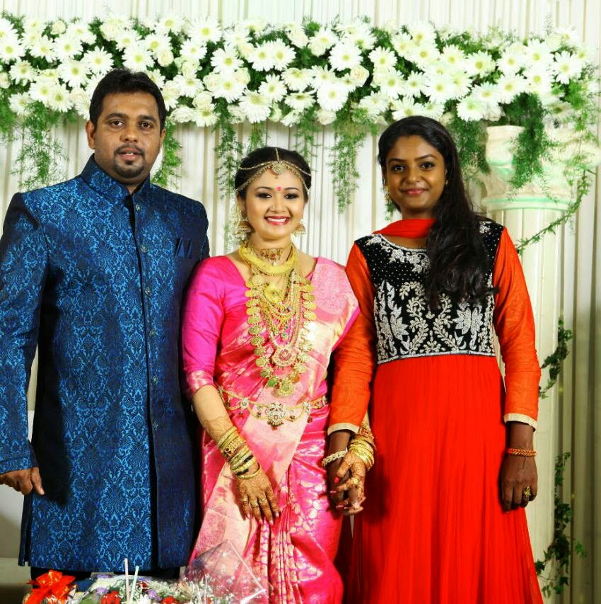 Saranya Sasi Marriage