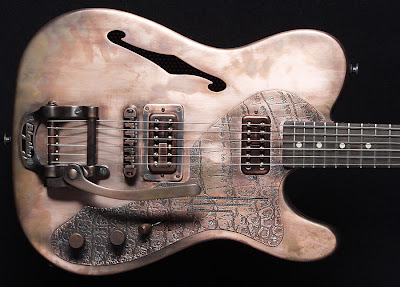 James Trussart Copper Steelcaster