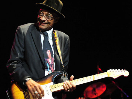 Richards - Clapton | Show tributo a Hubert Sumlin - 24 / 02