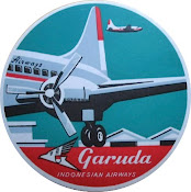 GARUDA INDONESIAN AIRWAYS
