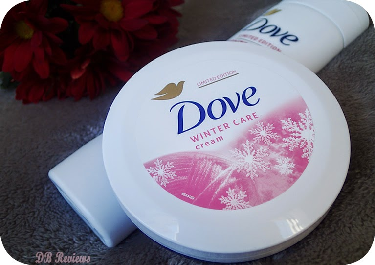 Dove's Limited Edition Winter Care range