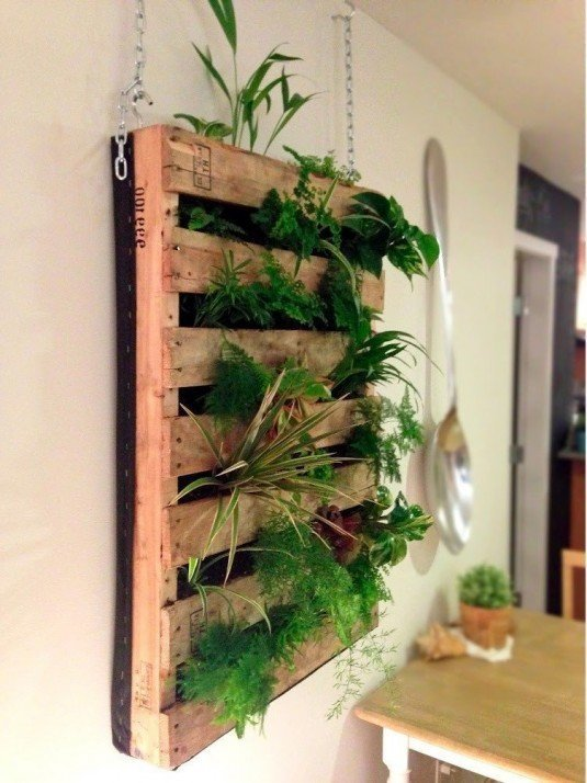 Vertical Indoor Garden Impressive vertical indoor gardens do it yourself ideas and projects the vertical garden can serve you as a room divider and will help you to define the areas in your home its such a stylish and contemporary divider workwithnaturefo