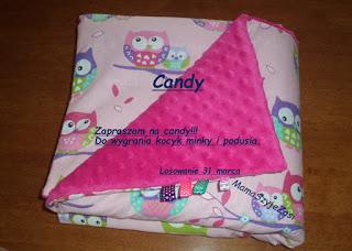 Candy u mamaszyjezosi