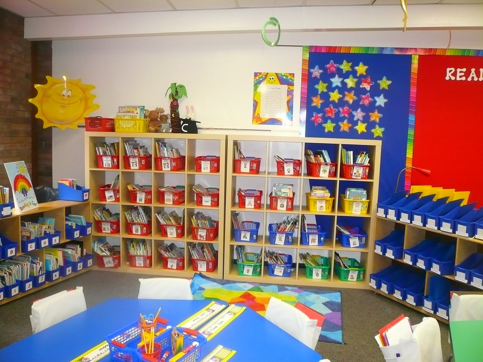 Classroom Library Ideas ~ Classroom libraries setting up the series