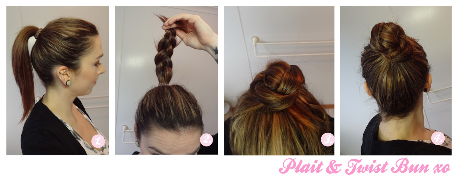 To acquire How to do a hair high bun pictures trends