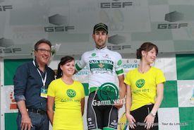 Rubio supera sin problemas la 3ª etapa del Tour de Limousin