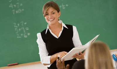 professor, Professor Ensinando na Sala de Aula
