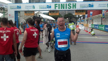 Lu's Marathon on 2 Dec 2012