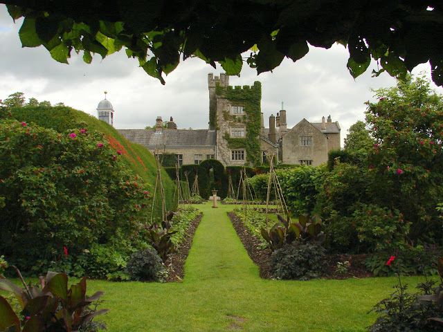 Levens Hall, Lake District
