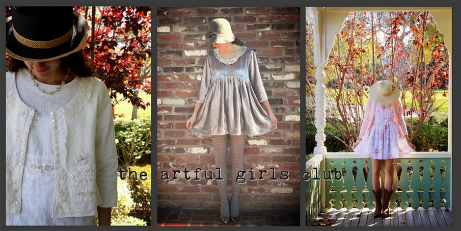 the artful girls club