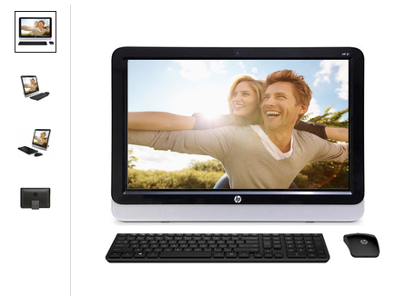 HP Pavilion Touchsmart 22-2000d All-in-One
