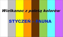 Wielkanoc z paletą kolorów u Ani