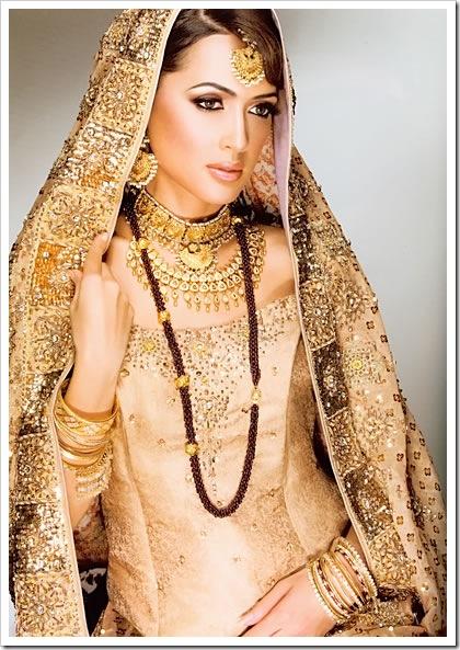 Wedding Dressup And Makeup : Traditional Indian Bridal Makeup