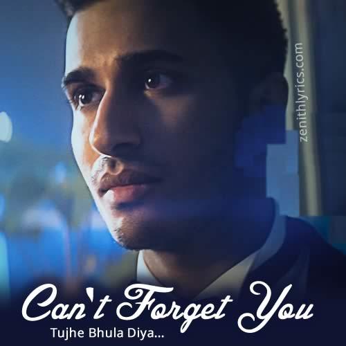Can't Forget You (Tujhe Bhula Diya) - Arjun