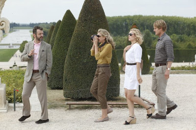 Midnight in Paris Shooting Photos