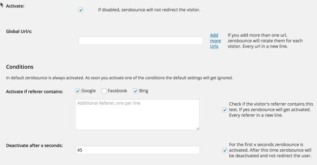 Zero Bounce rate WordPress Plugin review : eAskme