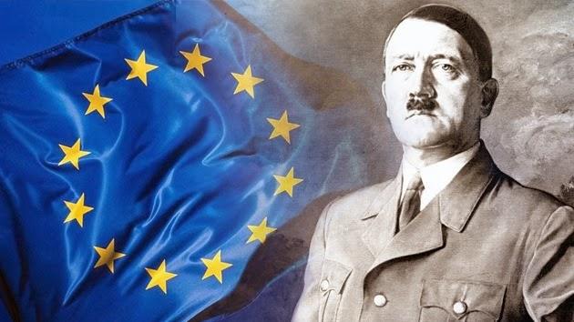 """""""La UE es el Cuarto Reich, el sueño de Hitler"""""""