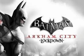 Download  Batman: Arkham City Lockdown  Android Apk + Data