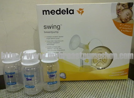 Medela Swing Single Electric Bpump