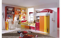 Colorful and Inspirational Kids Room Desks