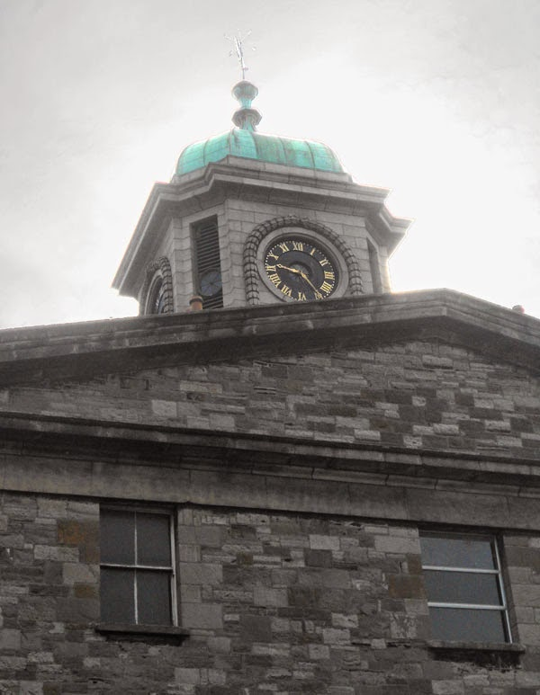 The Clock Tower in Grangegorman