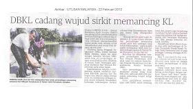 Keratan Akhbar 2012